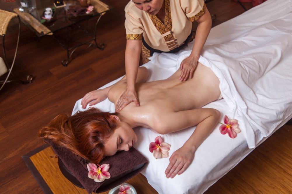 Erotic massage in darwin