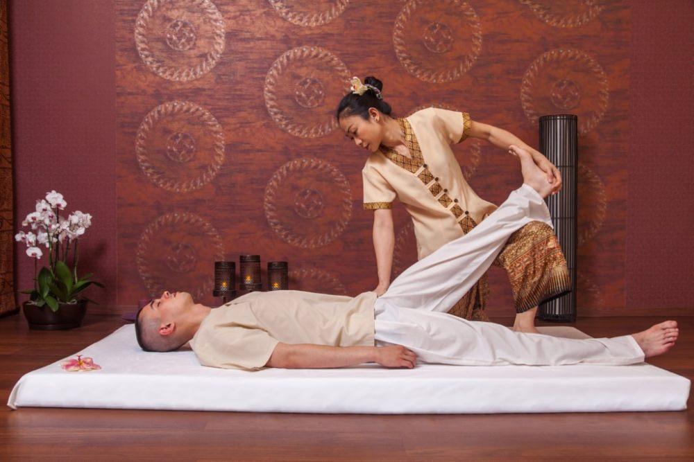 Тайский массаж вибраторами 24 фотография