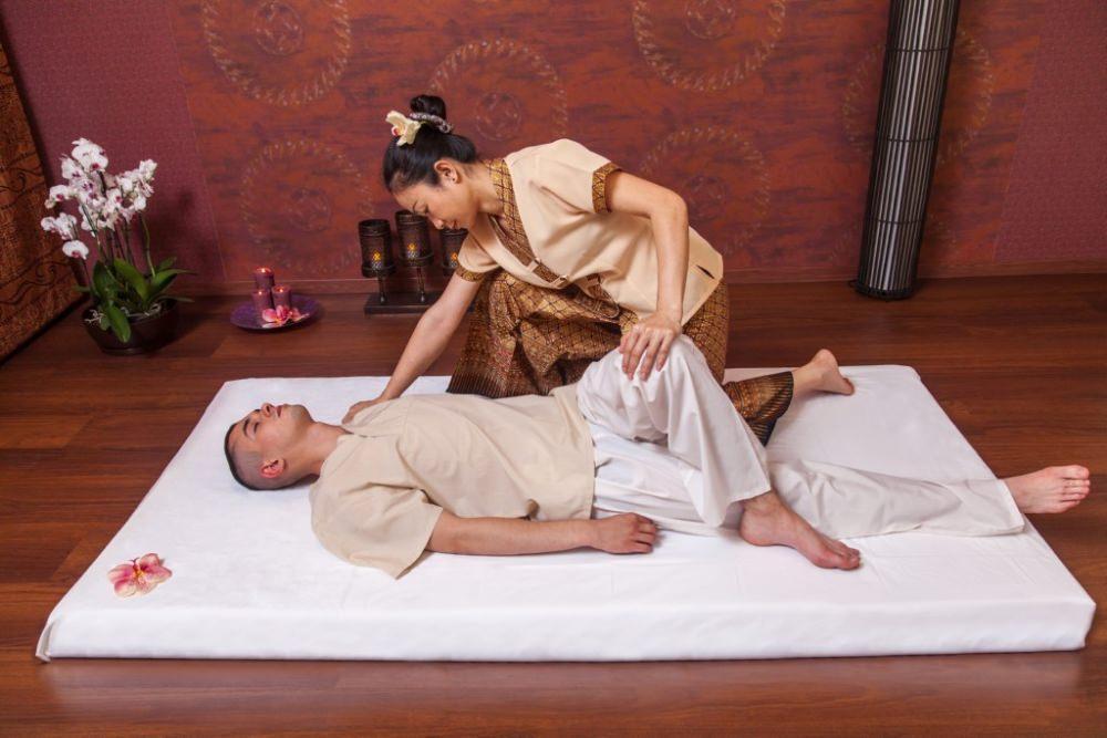 Тайский массаж вибраторами 23 фотография