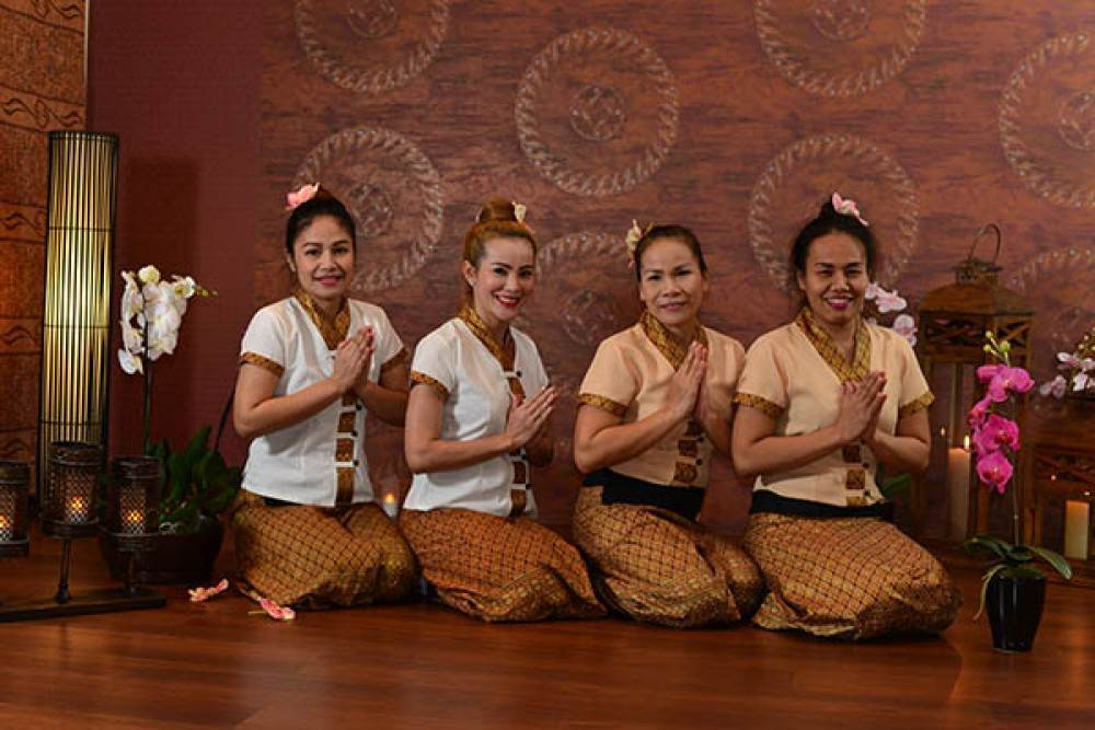 royal thai växjö arom thai massage