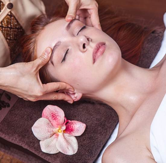 Thai Face Massage