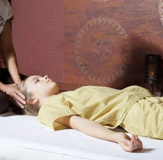 Thai massage for children
