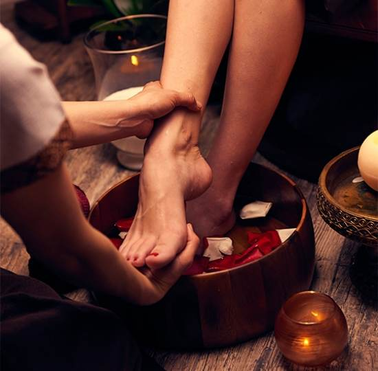 Foot SPA | SPA program | RoyalThaiSpa