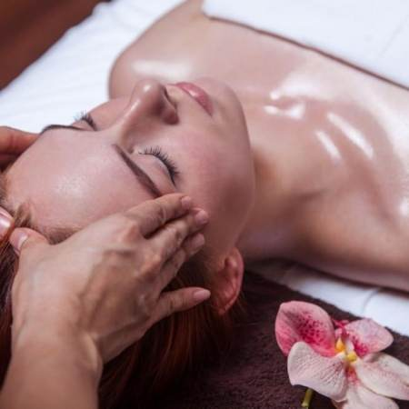 Thai Face Massage - Photo 1