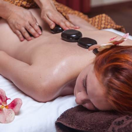 Stone massage - Photo 2