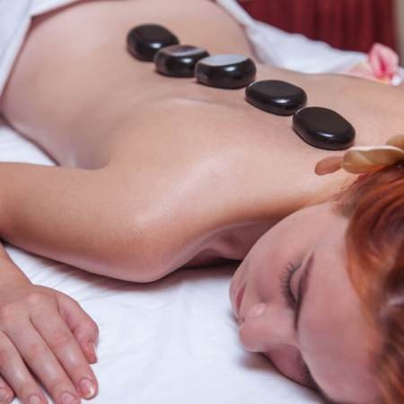 Stone massage - Photo 3