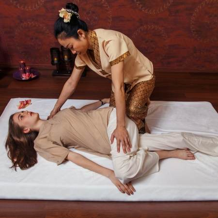 Traditional Thai Massage - Photo 1