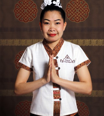 Jenny - master of Thai massage - Royal Thai Spa
