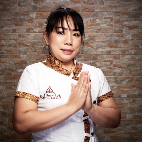Sana - master of Thai massage - Royal Thai Spa