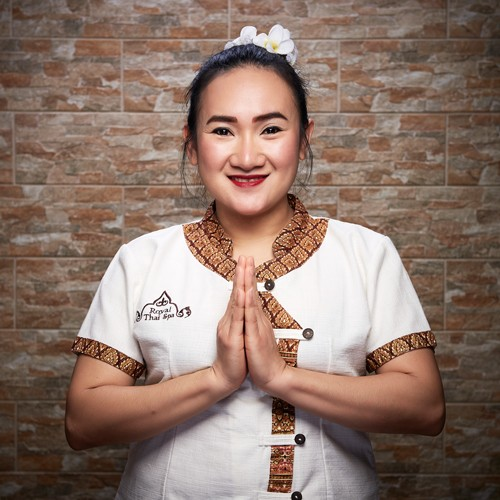Rin - master of Thai massage - Royal Thai Spa