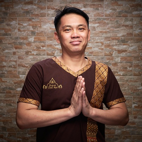 Sokarat - master of Thai massage - Royal Thai Spa