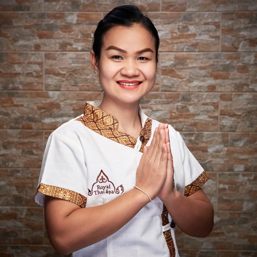 Poy - master of Thai massage - Royal Thai Spa