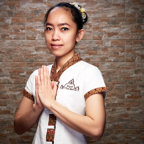 Jane - master of Thai massage - Royal Thai Spa