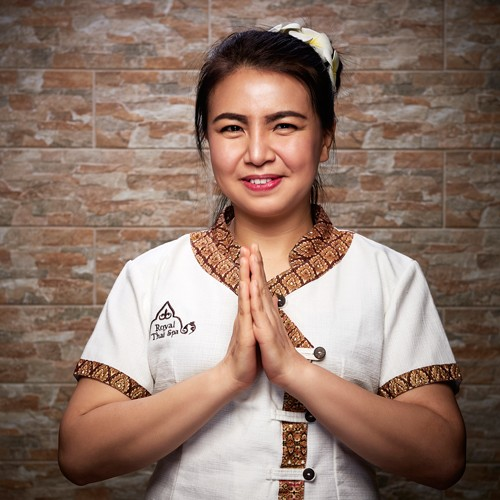Chanakan - master of Thai massage - Royal Thai Spa