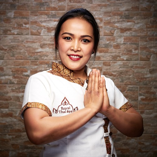 Pati - master of Thai massage - Royal Thai Spa