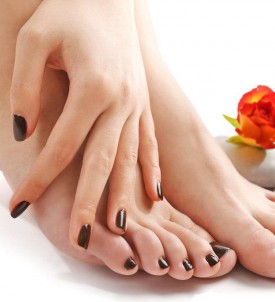 Remove a Bunion on Your Foot through a Massage - Image photo