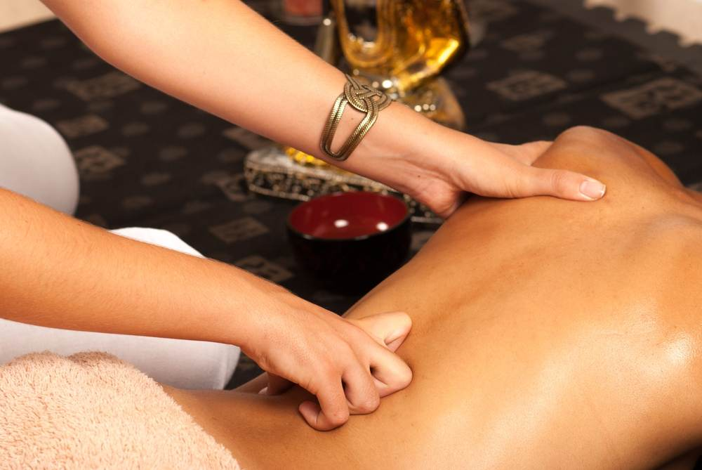 Точечный массаж поможет решить проблемы со здоровьем